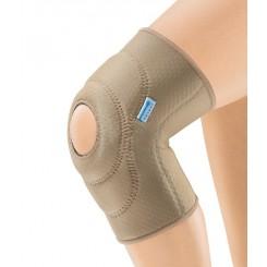Согревающий бандаж на коленный сустав с пателлярным кольцом