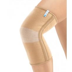 Эластичный бандаж на коленный сустав с ребрами жесткости