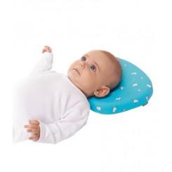 Ортопедическая подушка с эффектом памяти под голову для детей от 5 до 18 месяцев