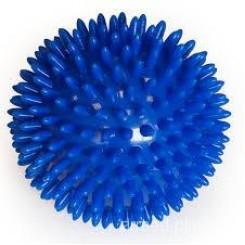 Массажный игольчатый мяч (диаметр 9 см)