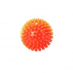 Мяч игольчатый массажный (диаметр 8 см)
